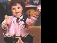 Tweet Dreams Collectible Lifelike Baby Doll by The