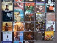 28 fantastic jazz CD's that are in great condition!