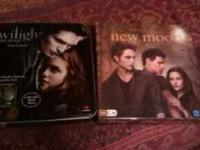 I have the Twilight and New Moon board games. I am