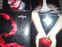 I have all 4 of the twilight publications. Almost