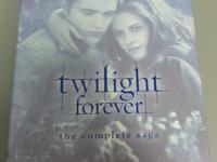We have a Twilight Forever the Comprehensive Legend