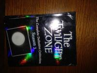 Used box set of Twilight Zone Season 3.  In good