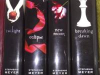I have for sale the entire set of twillight books all