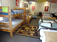 Huge selection of mattresses in all sizes, comfort