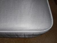 Twin mattress, two in number, New, Manufacturer: Acme