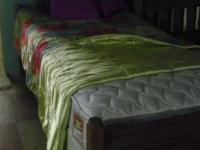 I HAVE A TWIN MATTRESS BOX AND FRAME VERY CLEAN ASKING