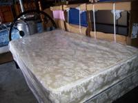 Twin Mattress Sets beginning at $159.00. Full Mattress