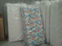 All new in plastic twin set including box spring!!!