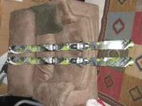Line Mastermind skis pretty much brand new bought them