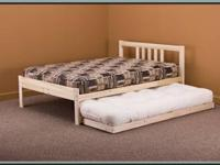DOUBLE TRUNDLE SALE EXCELLENT BARGAIN SIMPLY 249.95