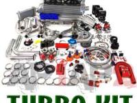 I HAVE A brand new twin turbo kit for sbc kit has