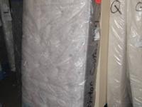 Twin XL Euro Top mattress set Brand New! - $249