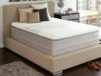 TWIN XL SEALY POSTUREPEDIC HYBRID CUSHION - $275.  *