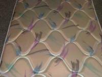 Twin mattress great condition no stains - it was on an