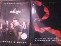 "I have two books in the ""Twlight"" series. I have"