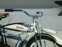 Must Sell Two Beautiful 1950 Schwinn Bikes (His & Hers)