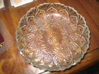 2 Lovely Chrystal Bowls for Serving $4/each Contact  to