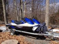 Up for sale are my TWO 2007 Kawasaki STX 12-F Jet Skis