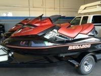 Jet skiing is a fun-filled way to spend time at the