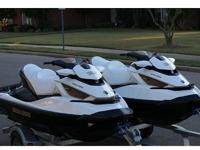 2011 Sea Doo Gtx , Great pair of 2011 Seadoo GTX IS 260