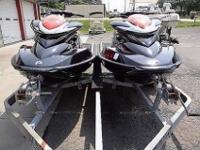 BRPs 2011 Sea-Doo RXT iS 260 RS is fully equipped with