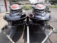 BRPs new 2011 Sea-Doo RXT 260 RS is fully equipped with