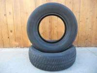 TWO 215/70R15 TOYO PREMIUM TOURING 8000 ULTRA TIRES FOR