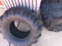 I am trying to sell two ITP Mud Light four wheeler