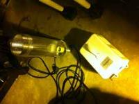 i have two 600 w hps lights (hps not switchable) with