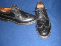 2 pair (brown and black) VINTAGE, size 11.5 D Footjoy