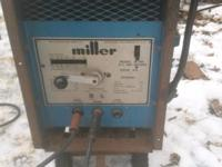 I have for sale two arc welders one is a miller arc