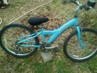 I have two beautiful baby blue colored bikes one is 5