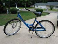 "I'M SELLING TWO ""BEACH STYLE CRUISERS"" THAT ARE IN"