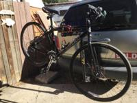 1ST BICYCLE $300 ITS A 26in TREK BONTRAGER ITS IN