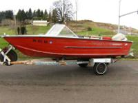 I have 2 boats I would like to sell 1 is a starcraft