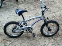 "two boys bikes for sale 1) 20"" boys bike, excellent"