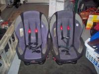 My kids have outgrown their car seats. These are in