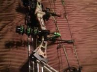 I have two compound bows for sale. First one is a 2014