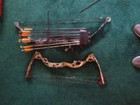 I am getting rid of both of my compound Bows as a