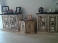 Type:FurnitureType:CabinetsDescription:Two end/serving