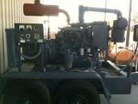 I have two generators one is a portable trailer mounted