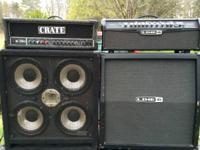 Line 6 Half Stack was just made use of for practice