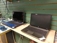Western Kentucky Pawn has two laptops available for