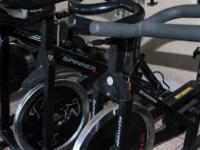 Type: Fitness Type: Equipment I have four indoor studio