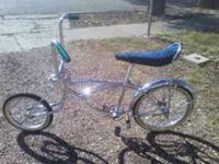 HAVE TWO LOWRIDERS FOR SALE. LOWRIDER BRAND CHROME