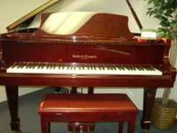 "I have two 5'1"" baby grand pianos for sale. They have"