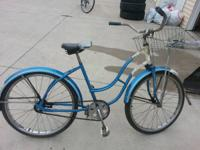 I have two older Schwinn bikes for sale, one is an