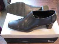 I have for sale two pairs of women's dress shoes from