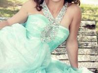 I have two prom dresses for sale on is a blue Sherri