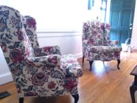 Type: Living Room Type: Chairs Solid, well made chairs.
